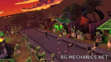 Скриншот к игре Zombie Tycoon 2: Brainhov's Revenge (2013) PC | RePack от R.G. Механики