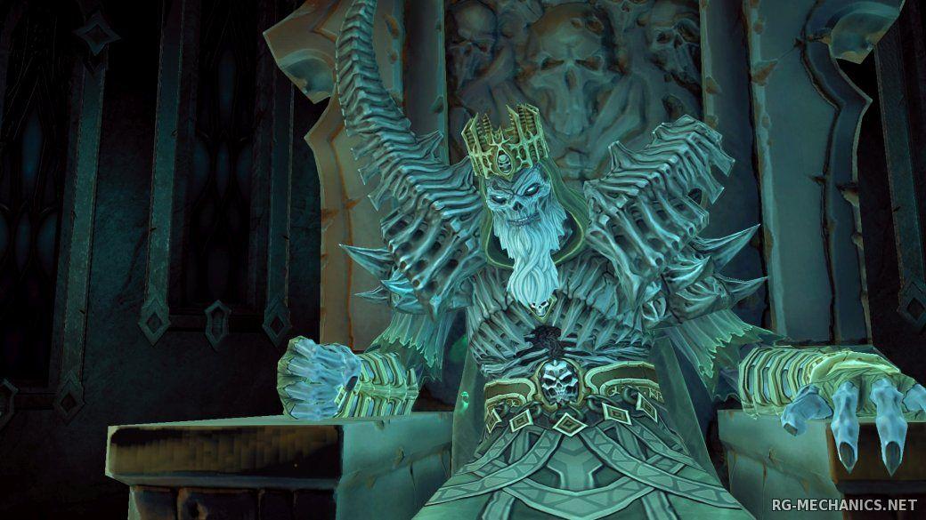Скриншот к игре Darksiders 2: Deathinitive Edition [Update 2] (2015) PC | RePack от R.G. Механики