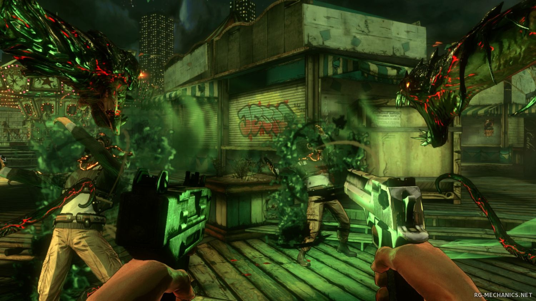Скриншот к игре The Darkness 2: Limited Edition (2012) PC | RePack от R.G. Механики