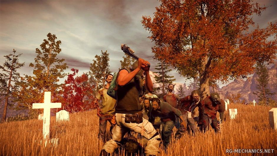Скриншот к игре State of Decay: Year One Survival Edition [Update 4] (2015) PC | RePack от R.G. Механики