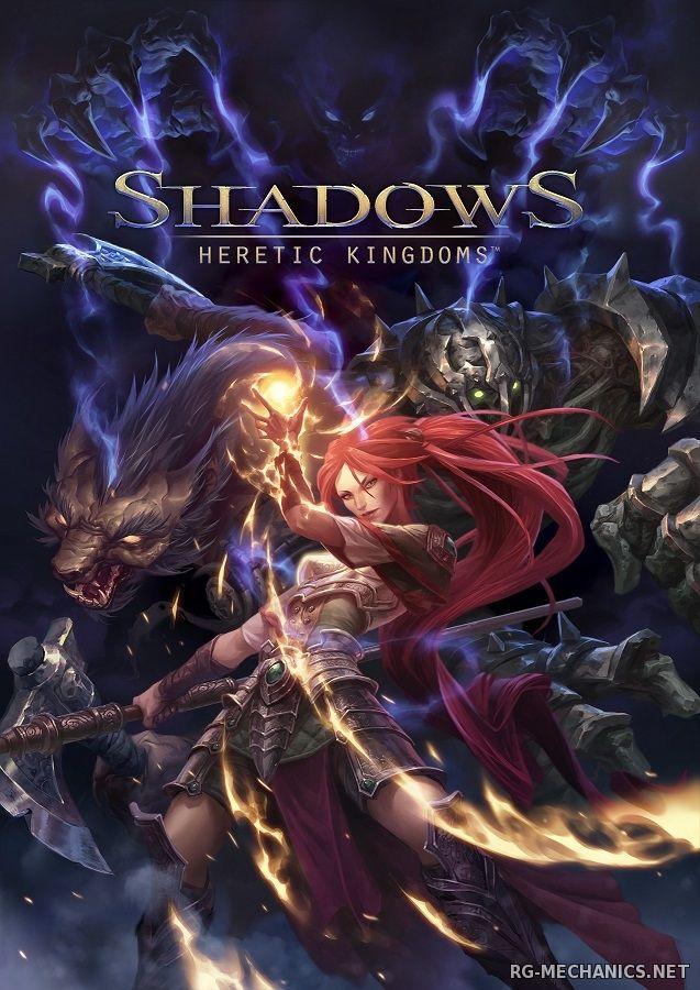 Скриншот к игре Shadows: Heretic Kingdoms - Book One. Devourer of Souls [v 1.0.0.8183] (2014) PC | RePack от R.G. Механики