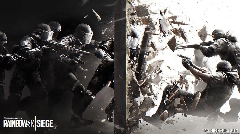 Скриншот к игре Tom Clancy's Rainbow Six: Siege [Update 1] (2015) PC   RePack от R.G. Механики