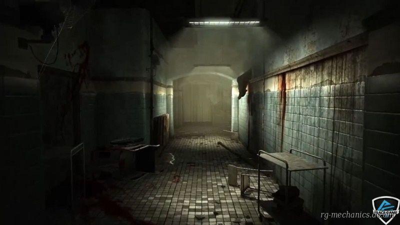 Скриншот к игре Outlast: Whistleblower (2014) PC | RePack от R.G. Механики