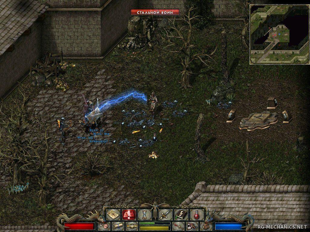 Скриншот к игре Divine Divinity (2002) PC | RePack от R.G. Механики