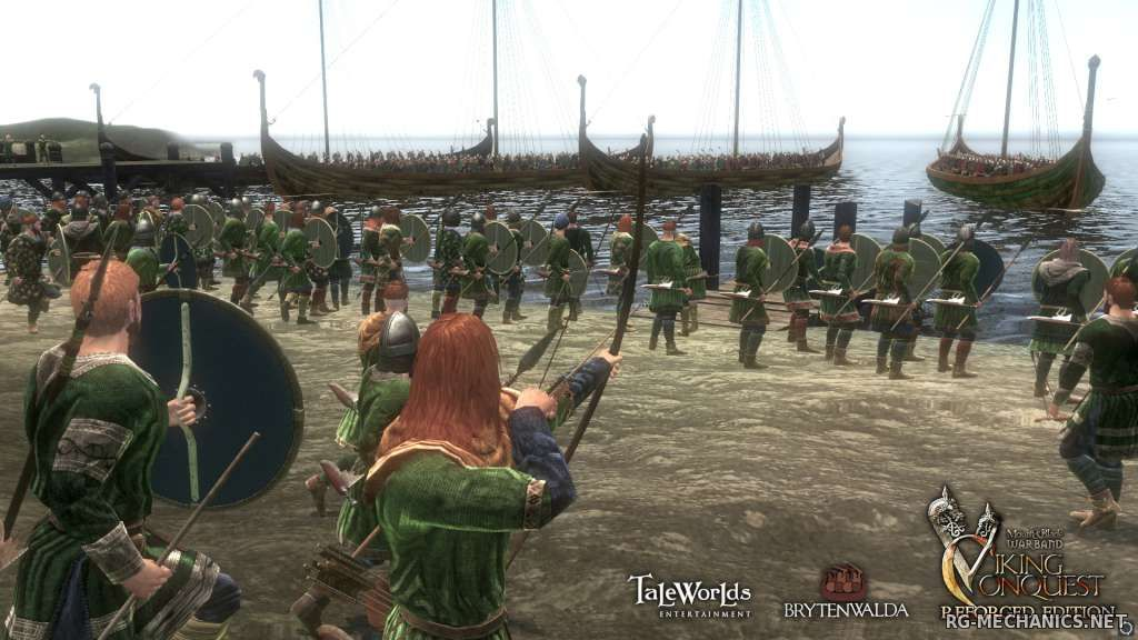 Скриншот 3 к игре Mount and Blade: Warband - Viking Conquest - Reforged Edition (2015) PC | RePack от FitGirl