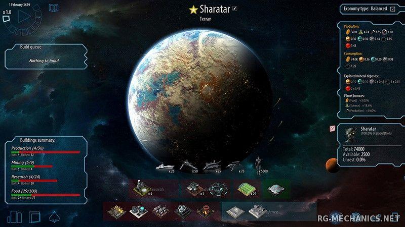 Скриншот к игре Polaris Sector (2016) PC | Лицензия
