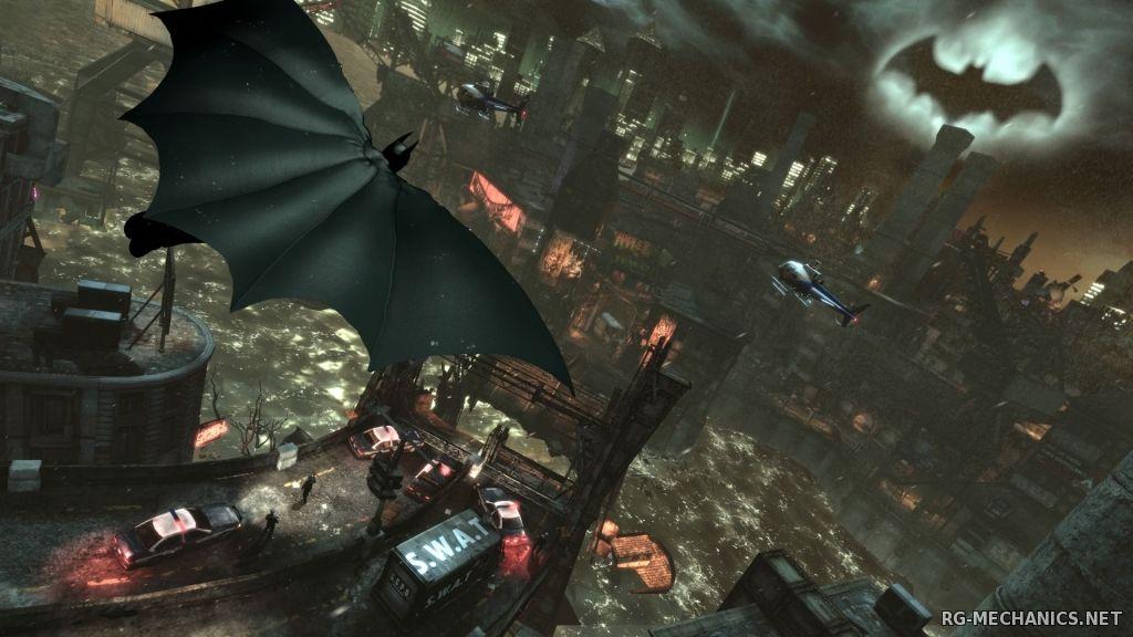 Скриншот к игре Batman: Arkham City - Game of the Year Edition (2012) PC | RePack от z10yded