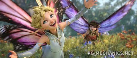Скриншот к игре Странная магия / Strange Magic (2015) WEB-DLRip | iTunes