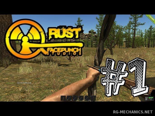 Скриншот к игре Rust [v1358-2] (2014) PC | RePack от R.G. Alkad