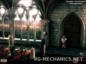 Скриншот к игре Nicolas Eymerich: The Inquisitor - Book 2 (2015) PC   RePack
