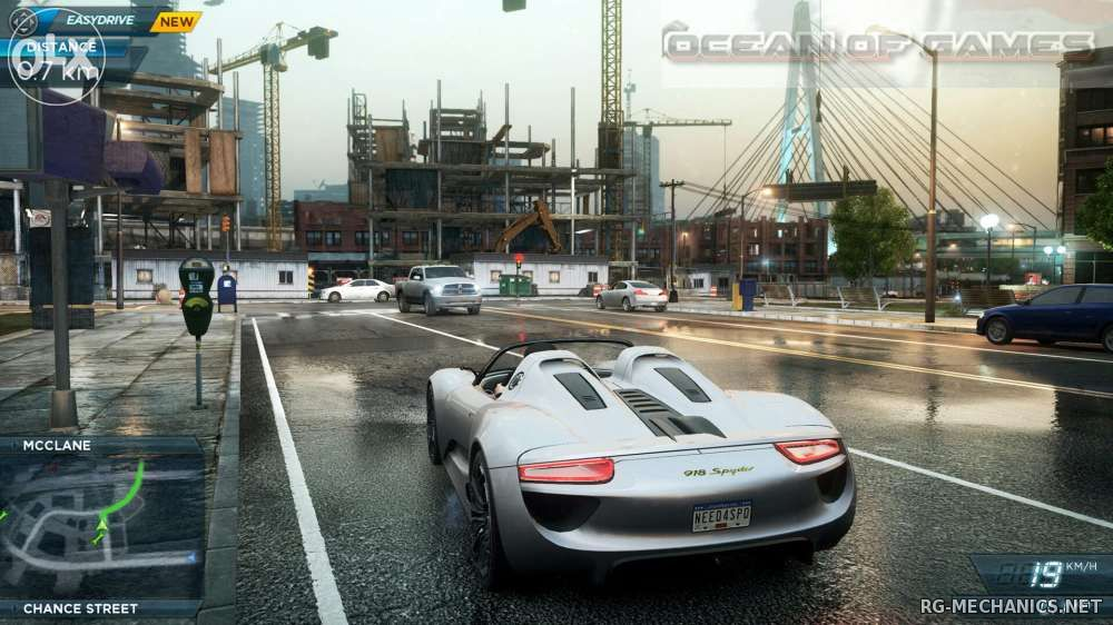 Скриншот 1 к игре Need for Speed: Most Wanted 2012 (2012) PC | RePack от R.G. Catalyst