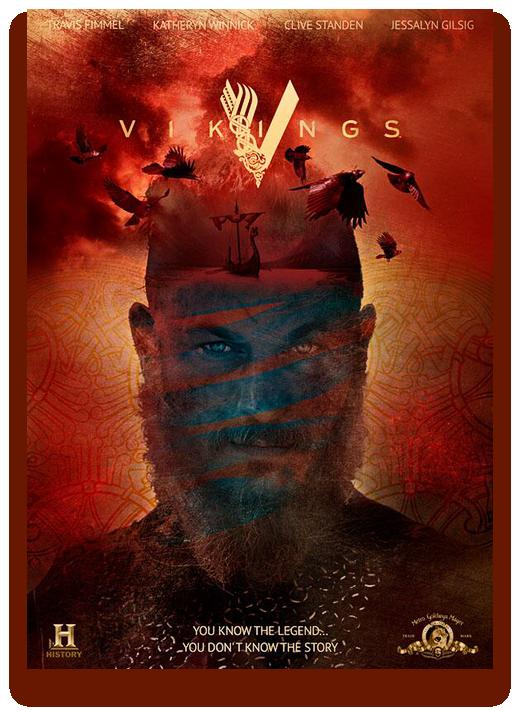 Викинги / Vikings [04х01-04 из 20] (2016) WEB-DL 1080p от qqss44 | AlexFilm