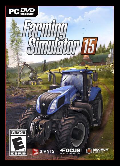 Farming Simulator 15: Gold Edition [v 1.4.2 + DLC's] (2014) PC   RePack от xatab