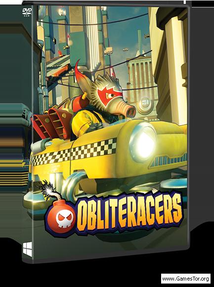 Obliteracers (2016)