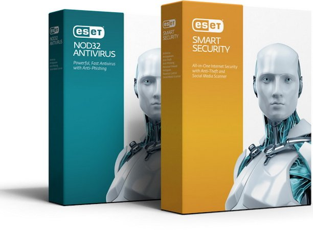 ESET NOD32 Antivirus / Smart Security (2015)