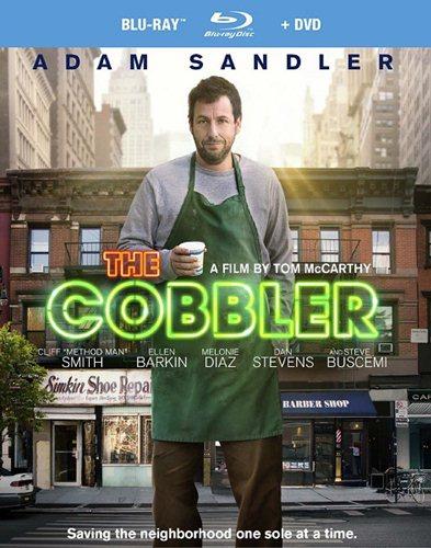 Сапожник / The Cobbler (2014) HDRip | D