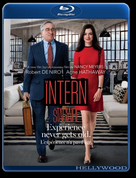Стажёр / The Intern (2015)
