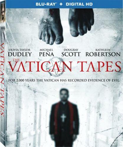 Ватиканские записи / The Vatican Tapes (2015) BDRip | Чистый звук