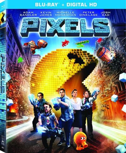 Пиксели / Pixels (2015)