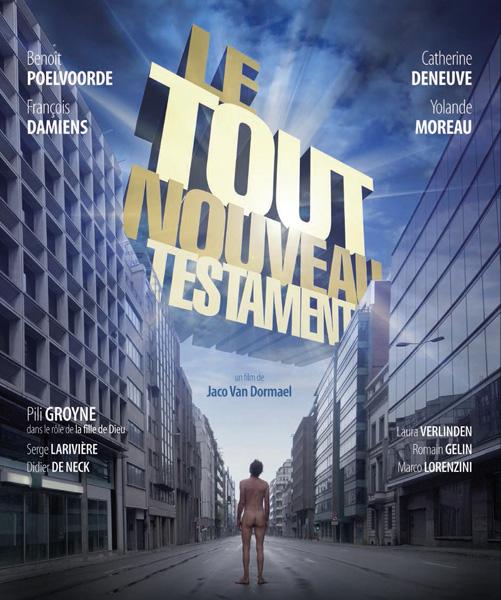 Новейший завет / Le tout nouveau testament (2015) WEB-DLRip | iTunes