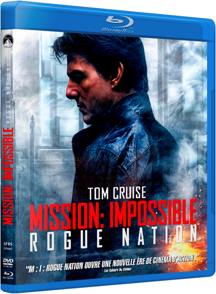 Миссия невыполнима: Племя изгоев / Mission: Impossible - Rogue Nation (2015)