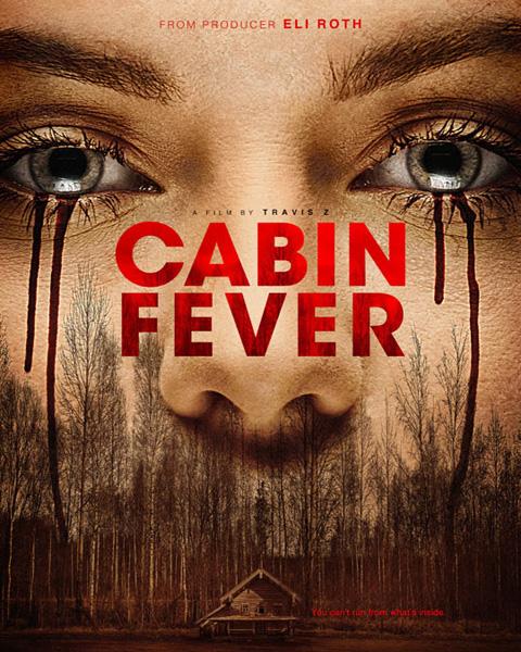 Лихорадка / Cabin Fever (2016) WEB-DLRip | L1