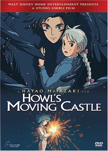 Ходячий замок  / Hauru no ugoku shiro (2004) HDTVRip от HQ-ViDEO