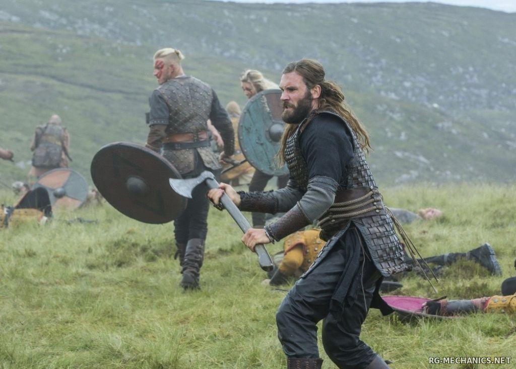 Скриншот к игре Викинги / Vikings [04х01-04 из 20] (2016) WEB-DL 1080p от qqss44 | AlexFilm