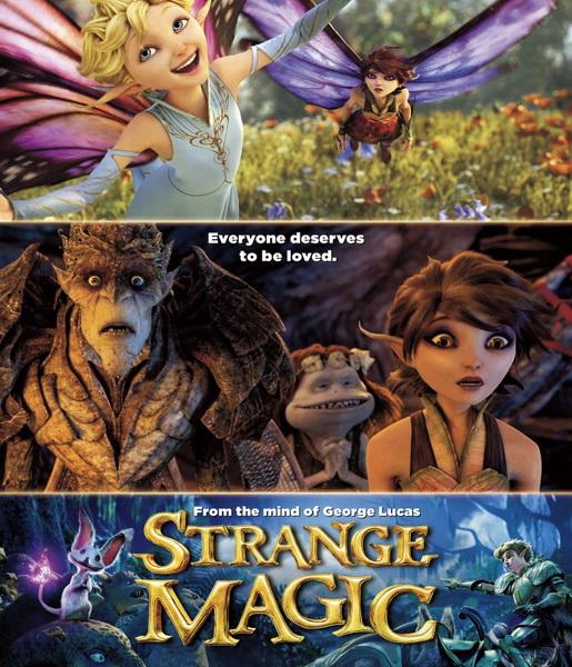 Странная магия / Strange Magic (2015) WEB-DLRip | iTunes