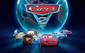Тачки 2 / Cars 2 (2011) BDRip