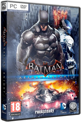 Batman: Arkham Knight - Premium Edition (2015)