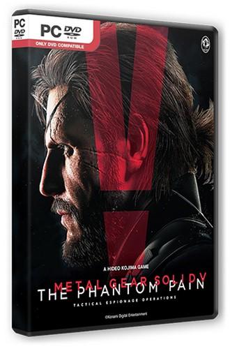 Metal Gear Solid V: The Phantom Pain [v 1.0.0.5] (2015) PC | RePack от R.G. Games