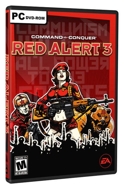 Command & Conquer: Red Alert 3 (2008)