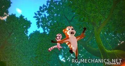 Скриншот к игре Переполох в джунглях / Jungle Shuffle (2014) HDRip   Чистый звук