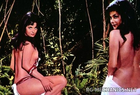Скриншот к игре Самоа – королева джунглей / Samoa, regina della giungla (1968) DVDRip | L1