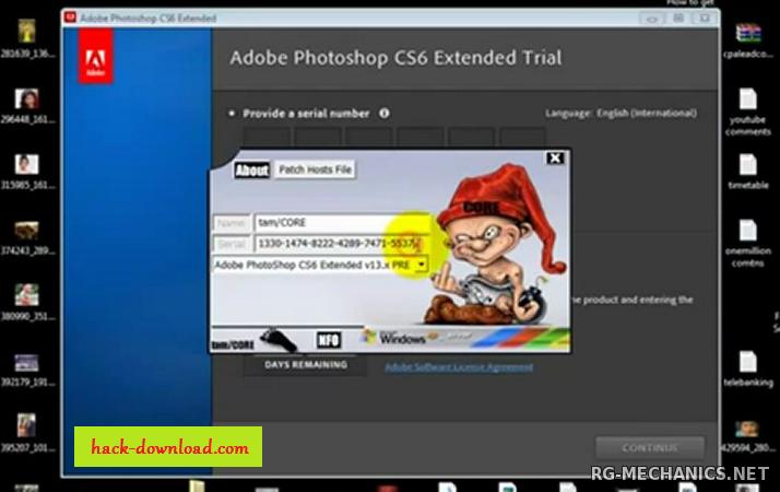 Скриншот к игре Adobe Photoshop CS6 Extended 13.0.1.3 [Upd. 04.06.14] (2013) РС | RePack by JFK2005
