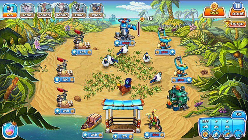 Скриншот к игре Веселая ферма. Все на борт (2015) PC