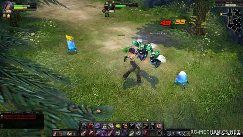 Скриншот к игре Royal Quest: Эпоха мифов [1.0.017] (2012) PC | Online-only