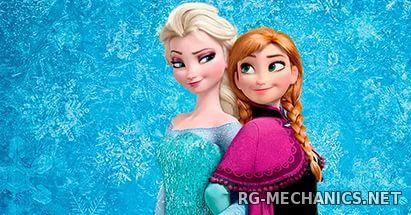 Скриншот к игре Холодное сердце / Frozen (2013) HDRip от Scarabey | D | Лицензия