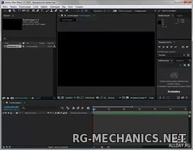 Скриншот 2 к игре Adobe After Effects CC v.13.5 (2015) PC