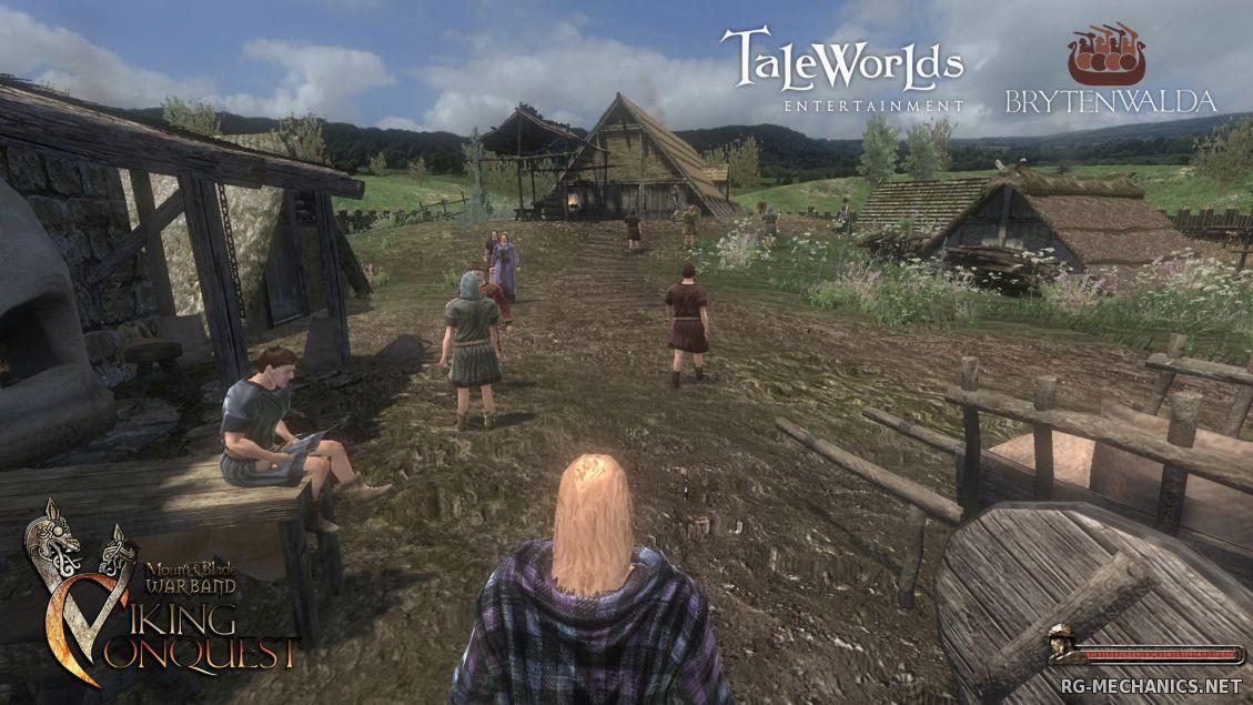 Скриншот к игре Mount & Blade: Warband [GOG] (2010-2014) скачать торрент Лицензия