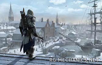 Скриншот к игре Assassin's Creed 3 [v 1.05] (2012) PC | RiP от Fenixx