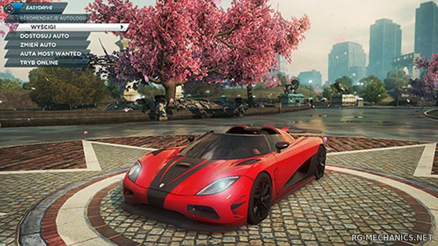 Скриншот 3 к игре Need for Speed: Most Wanted 2012 (2012) PC | RePack от R.G. Catalyst