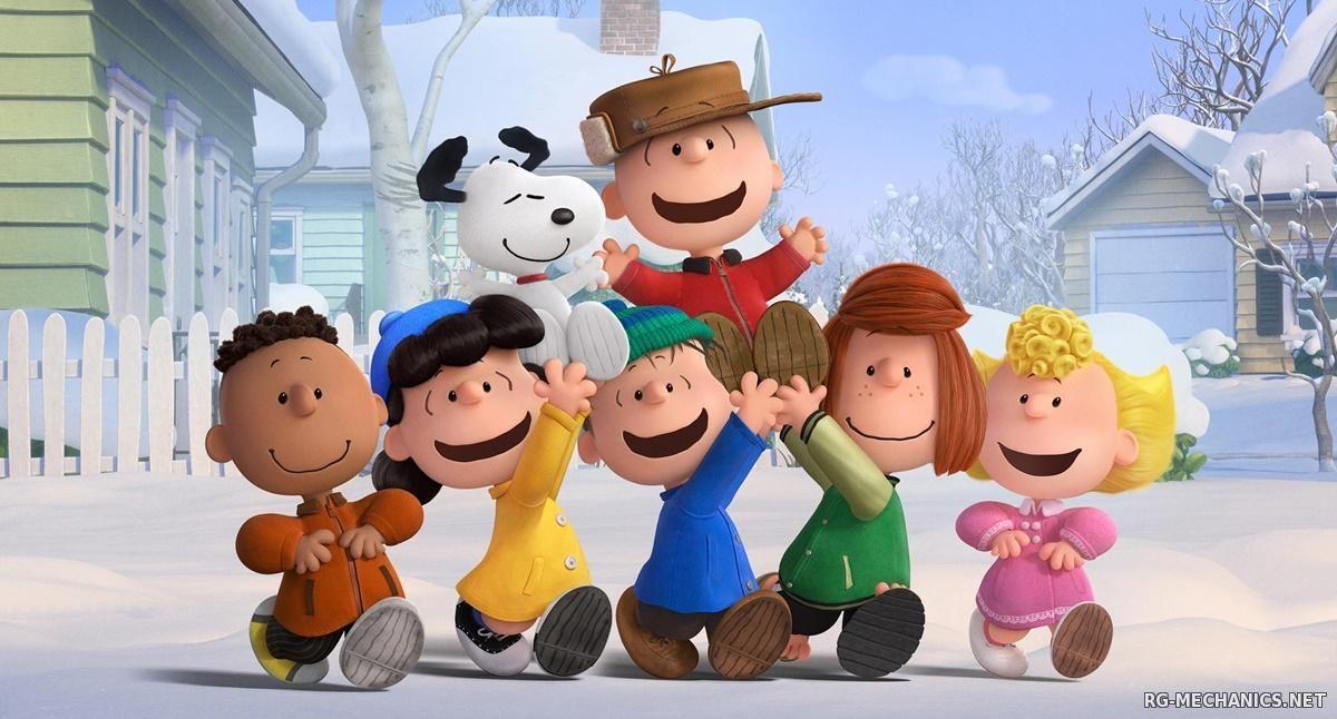 Скриншот к игре Снупи и мелочь пузатая в кино / The Peanuts Movie (2015) WEB-DLRip | iTunes