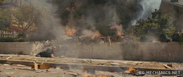 Скриншот к игре Форсаж 7 / Furious Seven (2015) HDRip