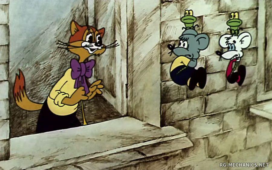 Скриншот к игре Новые приключения кота Леопольда [01-13 из 13] (2015) SATRip от GeneralFilm