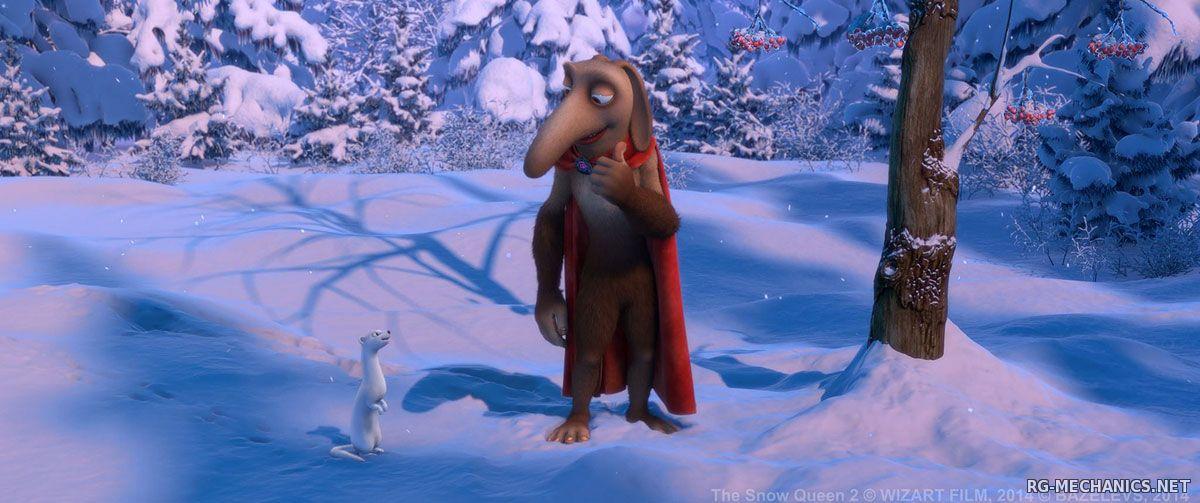 Скриншот к игре Снежная королева 2: Перезаморозка (2014) WEB-DLRip   iTunes