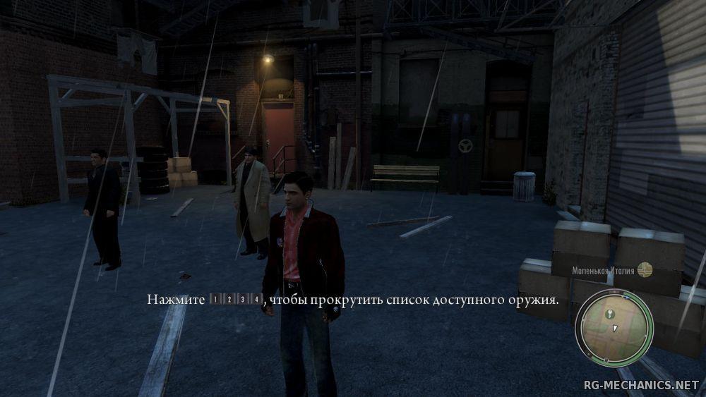 Скриншот к игре Мафия 2 / Mafia II Enhanced Edition (2010) PC   RePack от Fenixx