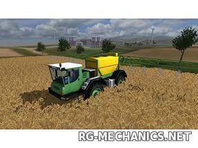 Скриншот к игре Farming Simulator 15: Gold Edition [v 1.4.2 + DLC's] (2014) PC   RePack от xatab