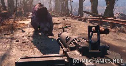 Скриншот к игре Fallout 4 [v 1.4.132] (2015) PC   RePack от R.G. Freedom